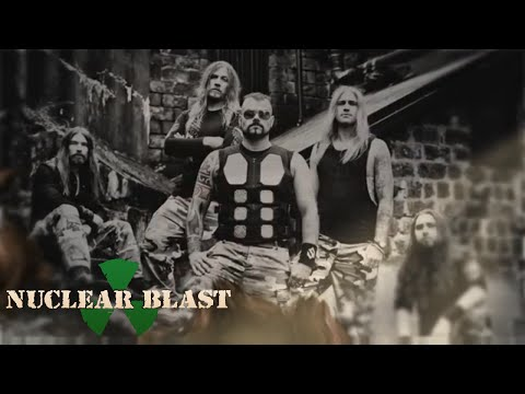 SABATON - Blood of Bannockburn  (OFFICIAL LYRIC VIDEO)