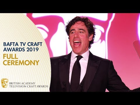 BAFTA Television Craft Awards 2019: Live from London, UK, hosted by Stephen Mangan