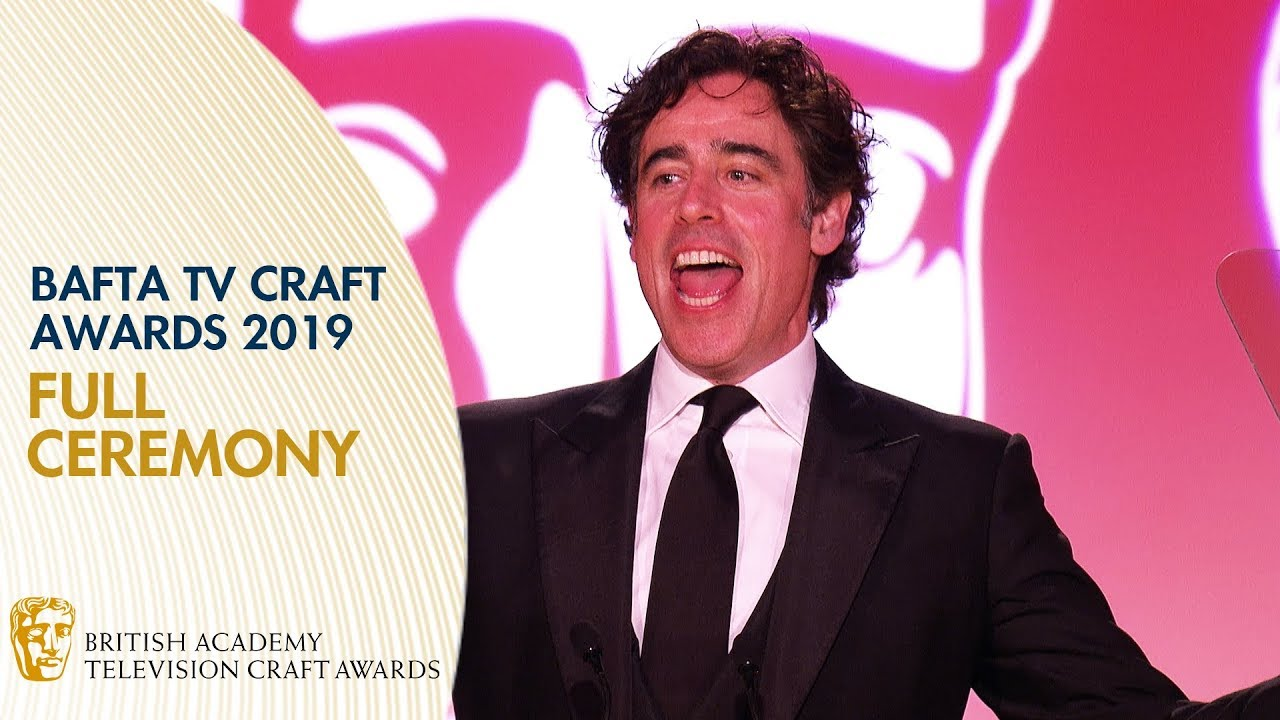 Download BAFTA Television Craft Awards 2019: Live from London, UK, hosted by Stephen Mangan