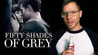 Dad Watches Fifty Shades of Grey