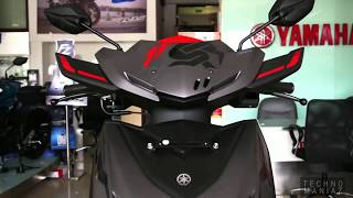 Yamaha Ray ZR street rally 2018 review - Hindi l first look l price l specification in hindi