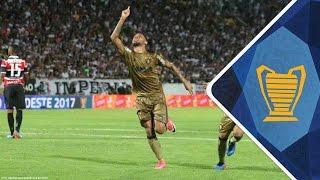 Melhores momentos - Santa Cruz 0 x 2 Sport - Copa do Nordeste (03/05/2017)