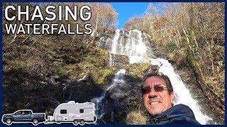 Hiking Amazing Amicalola Falls State Park - Traveling Robert