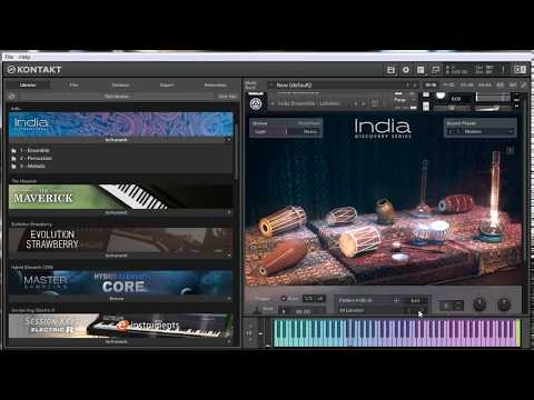 Native Instruments - Discovery Series India