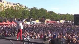 Wim Leys LIVE op Antwerpen zingt 2013
