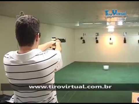 Modalidade Pistola de Ar 10 m