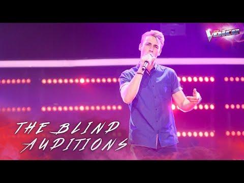Jordi Davis sings Cake By The Ocean | The Voice Australia 2018