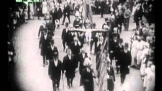 La grande storia - La croce e la svastica 1 parte