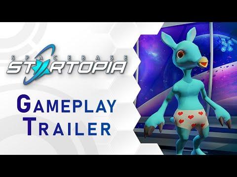 Spacebase Startopia - Gameplay Trailer (US)