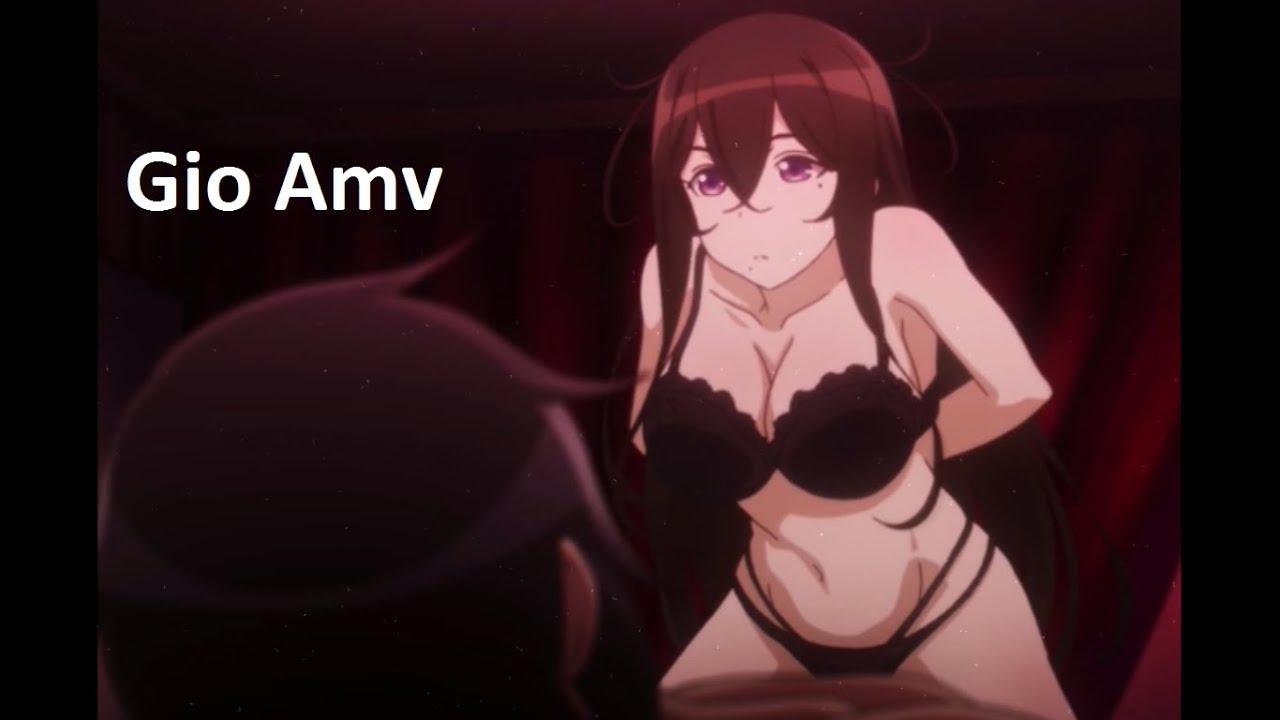 Lewd Anime Girls Wallpaper Taimadou Gakuen 35 Shiken Shoutai Ep 7 Amv ᴴᴰ Youtube