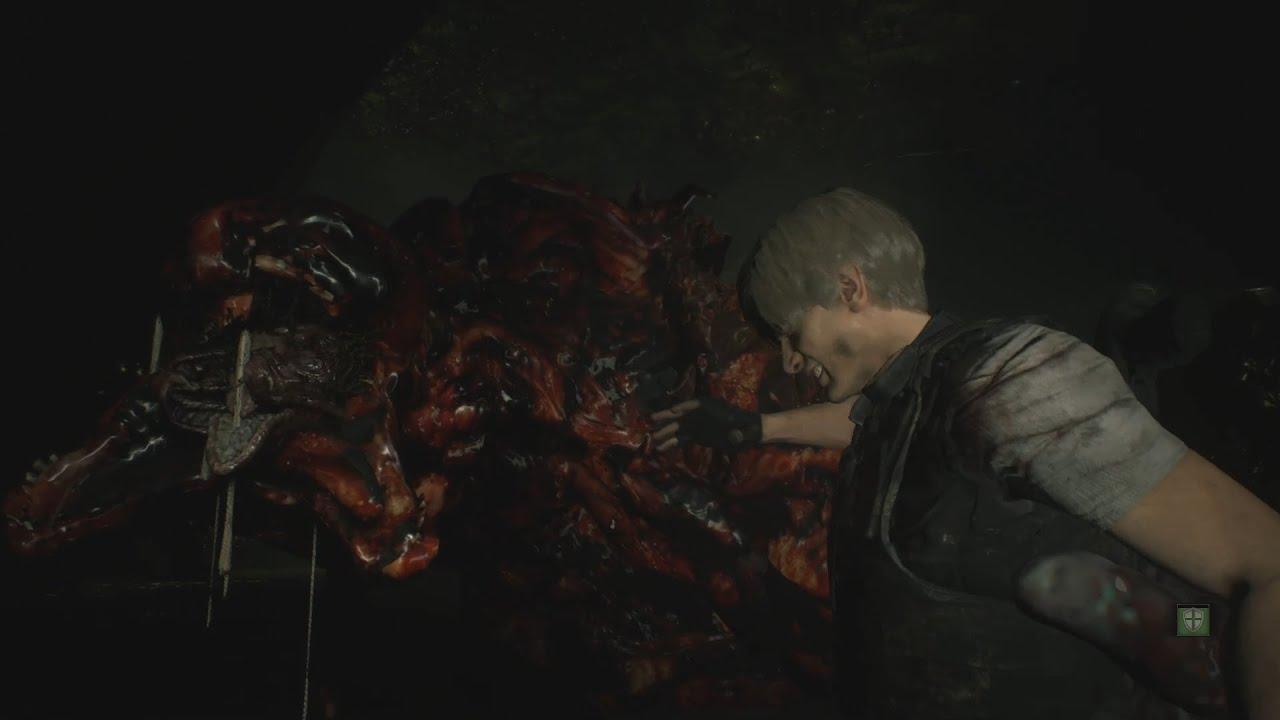 【Leon A】返返下工去咗下水道 EP.12 G完全體OP100%confirm I Biohazard Resident Evil 2 remake I - YouTube