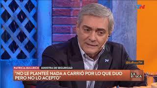 """Alberto Fernández: """"No tengo necesidad de indultar a Cristina Kirchner""""   LA ROSCA"""