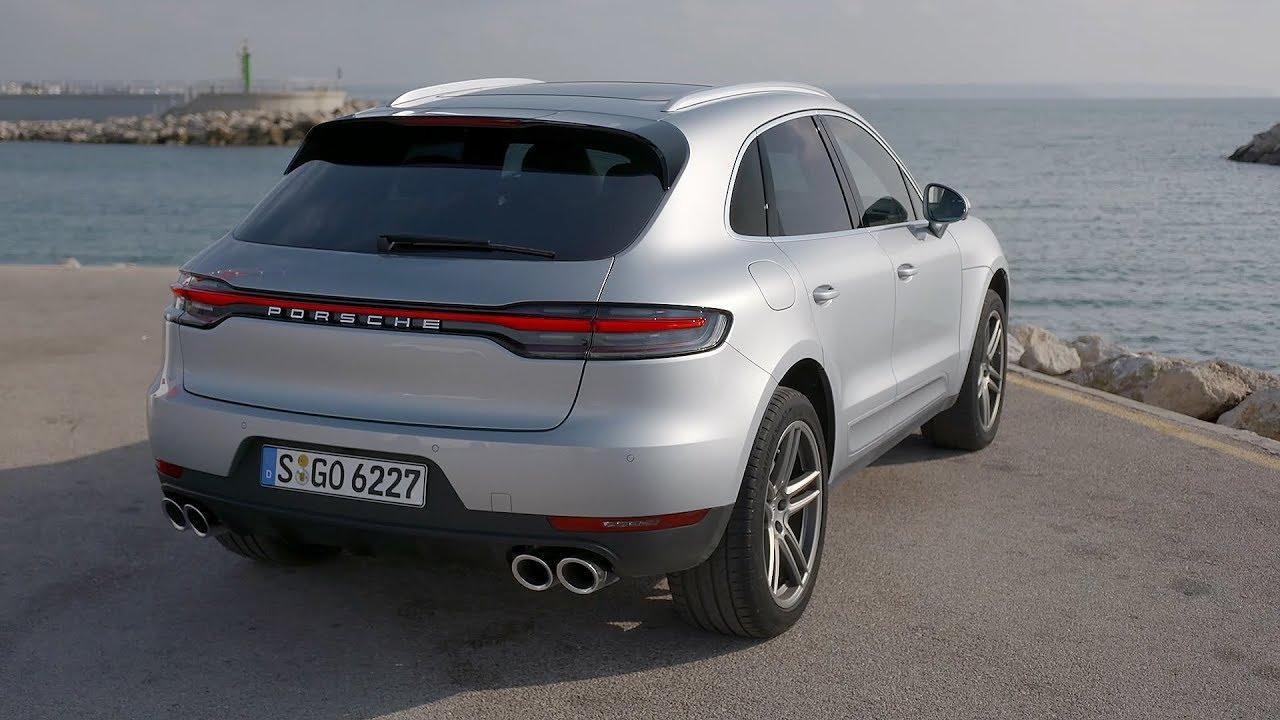 2019 Porsche Macan S Dolomite Silver Metallic