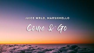 Download lagu Juice WRLD x Marshmello - Come & Go (Lyrics)