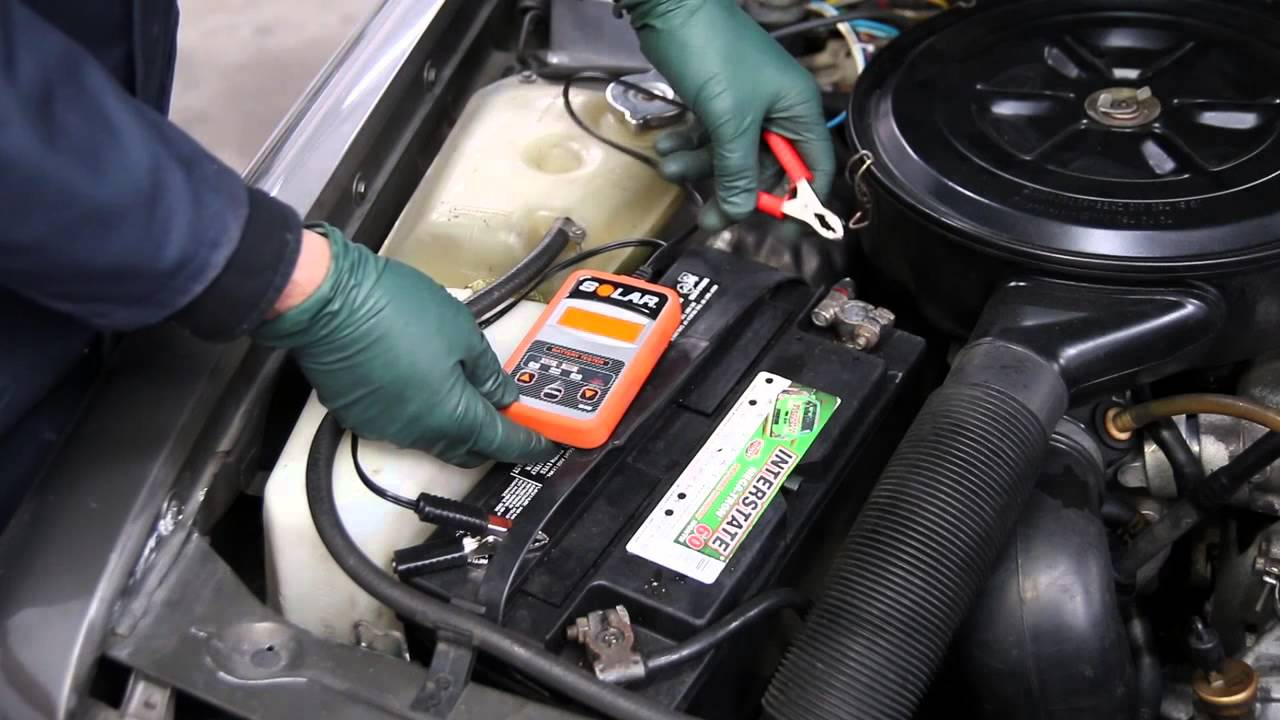 Club Car Golf Cart Wiring Diagram For Batteries How To Tell If Your Car Battery Is Really Bad With Kent