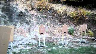 DALE R. SHOOTING ACTION PISTOL AT K.R.G.C. 7 RDS. INSTEAD OF 6, 5 SEC.PENALTY.