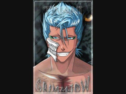 Tribute to Grimmjow Jeagerjaques- SIX feelings