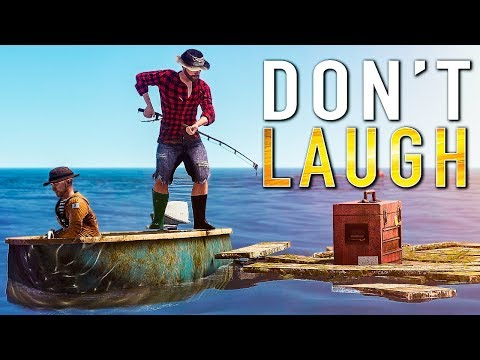 FRESH START with the BEST Boating Crew in RUST (TRY NOT TO LAUGH)