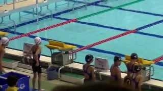 2015/3/28第37回全国JOCジュニアオリンピックカップ春季水泳競技大会 10歳以下200Mメドレーリレー予選