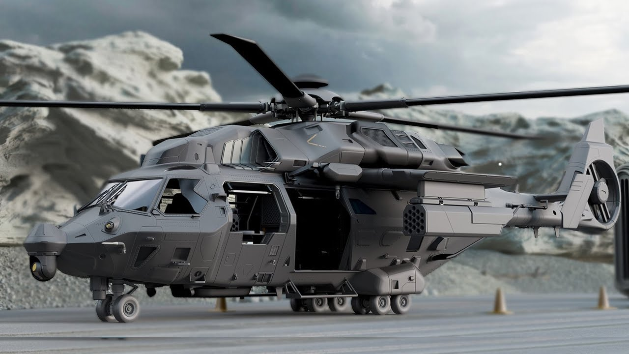 Here's The US Army's Next Gen Helicopter to Replace The Blackhawk