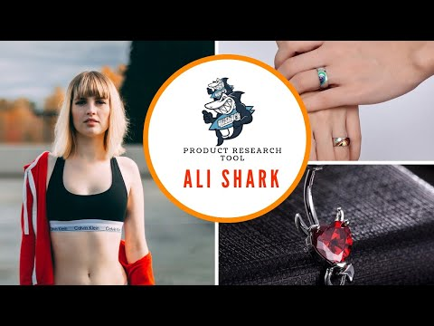 Ali Shark Review | Product Research Tool - YouTube