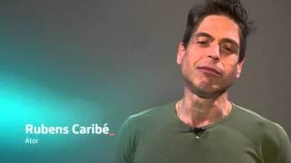 """Rubens Caribé está em cartaz com a peça """"A Reação"""" thumbnail"""