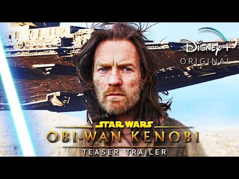 Obi-Wan KENOBI Disney+ (2020): A Star Wars Story - Teaser Trailer Mashup/Concept | Star Wars Series