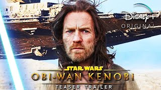 Obi-Wan KENOBI: A Star Wars Story - Trailer Mashup/Concept | Star Wars Series