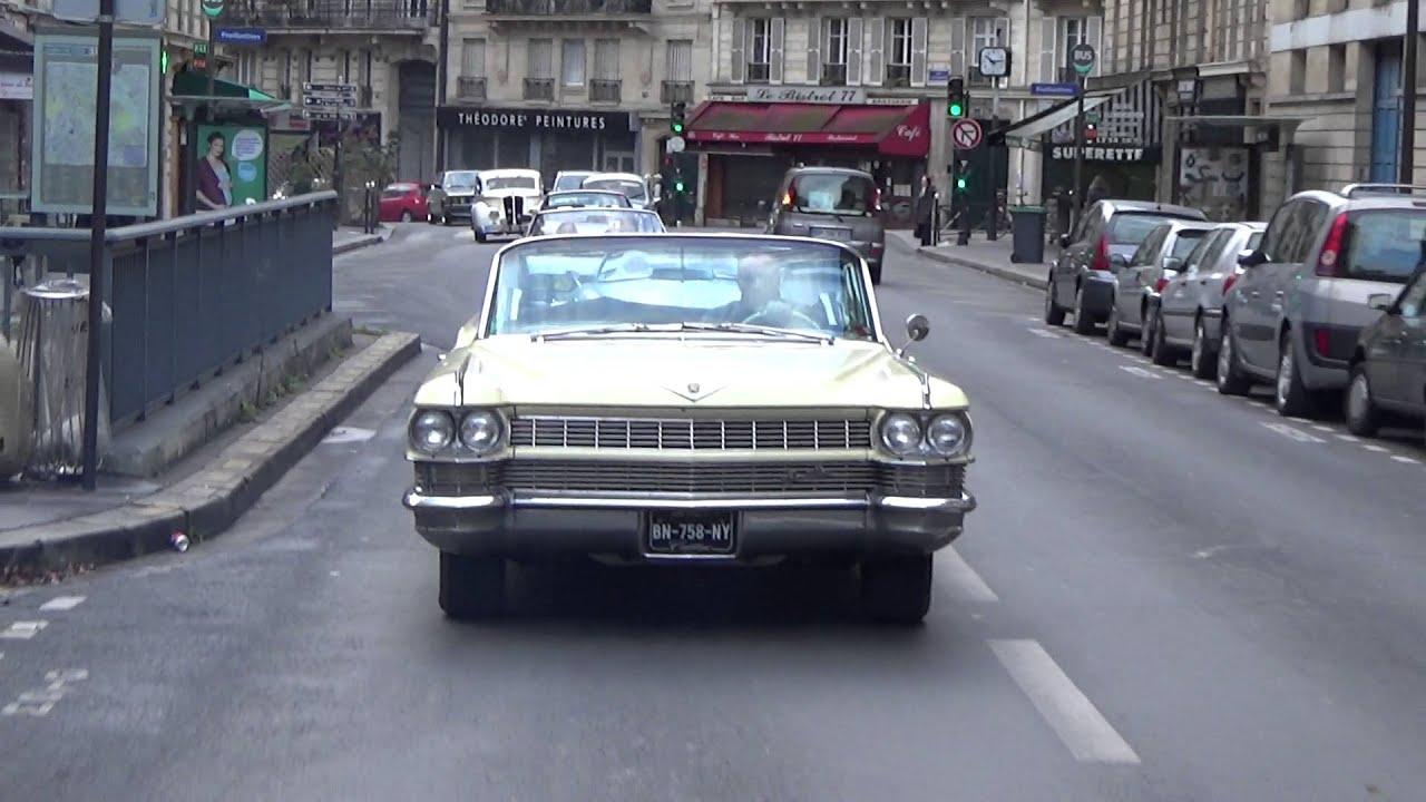 Traversée de Paris 2016 de Raphaël 2/10 : La Cadillac du ...