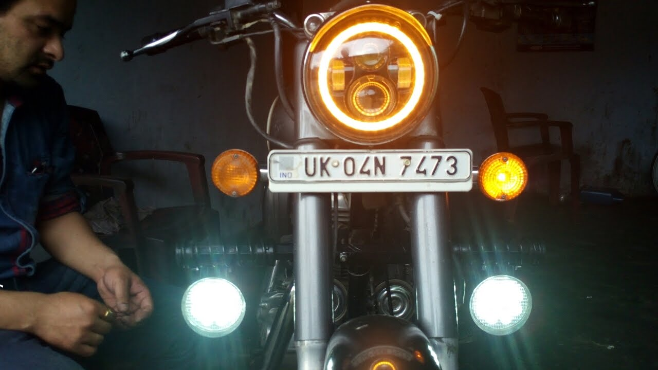 Bullet Fog Lamp How To Install Bullet Classic