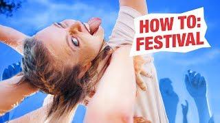 Wie man ein Festival überlebt 🎸🎶💪
