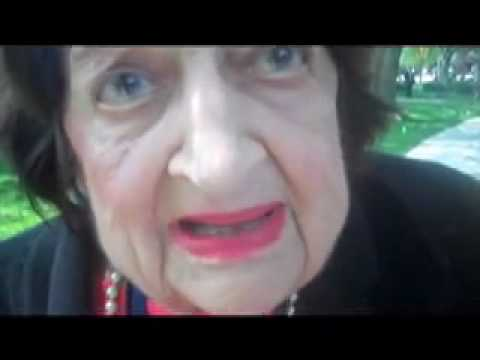 Helen Thomas-Nazi isralis should go back to germany & usa