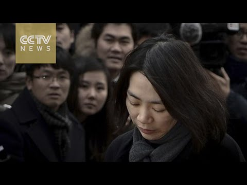 """Nut rage"": Former Korean executive faces possible arrest"