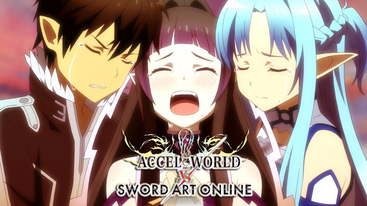 Accel World VS Sword Art Online FINALE FINAL BOSS CALAMITY VABEL! Gameplay  Walkthrough