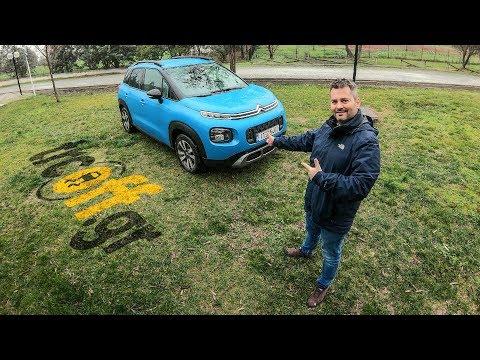 Δοκιμή Citroen C3 Aircross | Vlog #32 | trcoff.gr