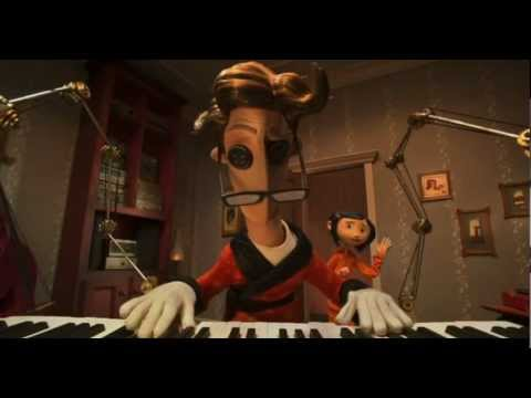 Other Father's Song for Coraline | High Definition | Lyrics in Description