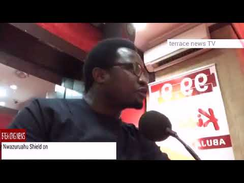 Obasanjo's attack of Buhari, APC - Debate. Prince Henry Nwazuruahu Shield on a Radio Talk Show