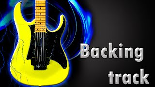 Backing Track Iron Maiden Cover - Wasted Years + TAB