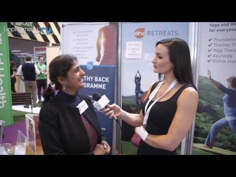 DRU: Joshna Patel - Yoga & Health Consultant