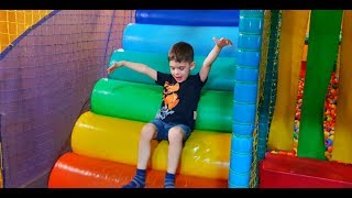 Indoor Playground Fun for Kids with Balls