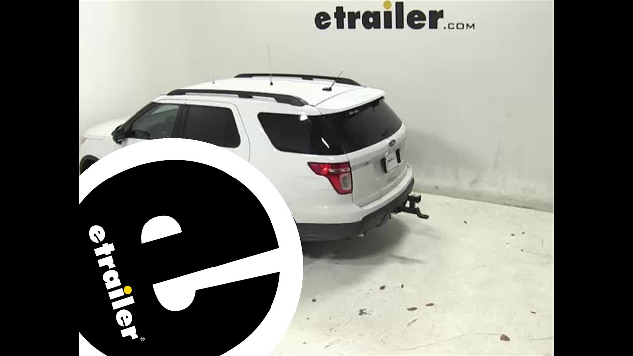 Review of the MaxxTow Ball Mount on a 2014 Ford Explorer - etrailer.com & Review of the MaxxTow Ball Mount on a 2014 Ford Explorer ... markmcfarlin.com