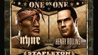 Def Jam Fight for NY - Nyne vs Henry Rollins @ Stapleton Athletics (HARD)