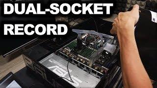 Das schnellste Dual-Sockel-System der Welt!