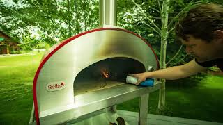 warranty bella wood fired pizza ovens