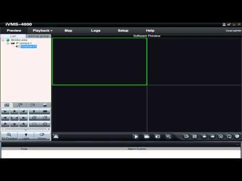 การติดตั้งกล้อง IP camera HIKVISION
