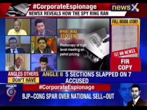 Nation at 9: #CorporateEspionage - Spy game turns political whodunnit