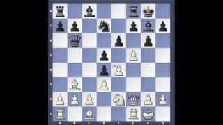 Grand Prix Bc4 - Módel skák 1