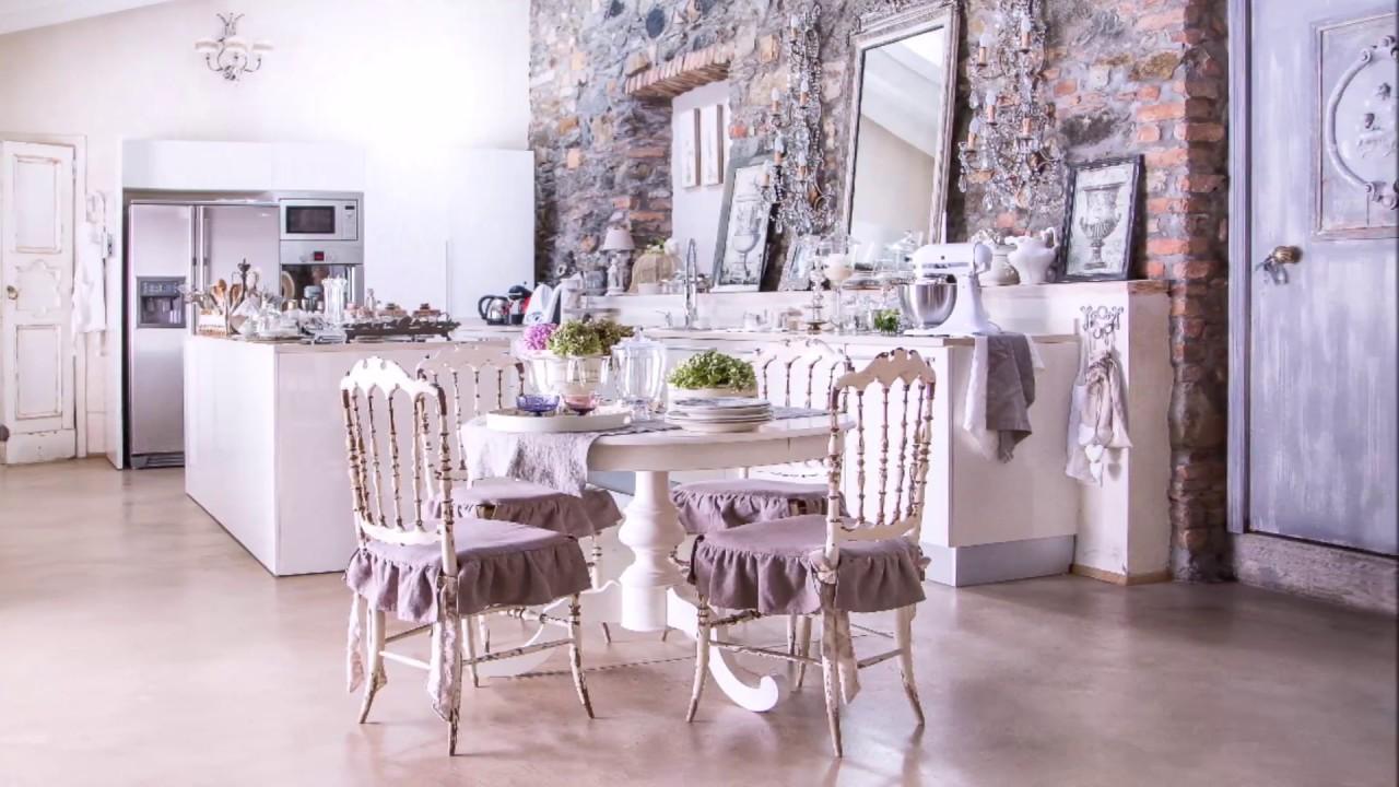 30 cocinas estilo shabby chic decoraci n de interiores