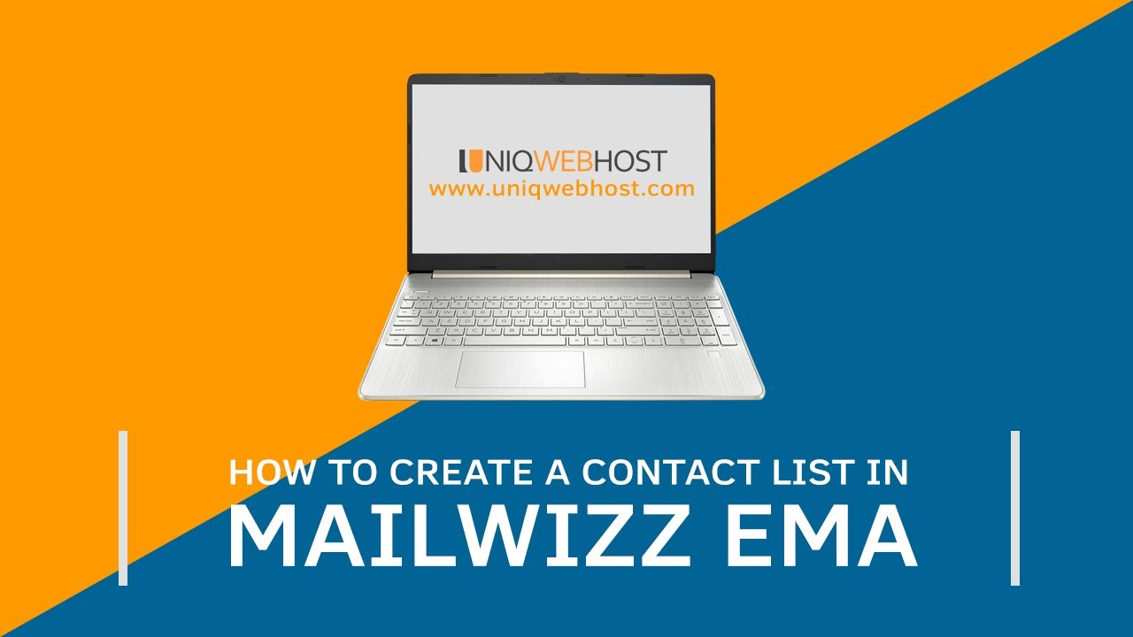 Learn how to create a contact list in MAILWIZZ 2020