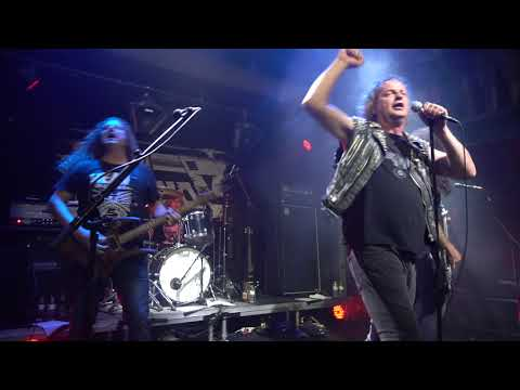 Voivod (CAN)-Post Society, Athens, GR, 21.08.2019